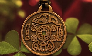 imperial amulet for luck and prosperity